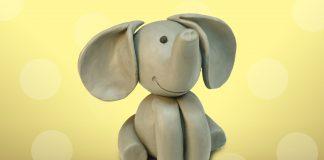 Play Doh Baby Elephant